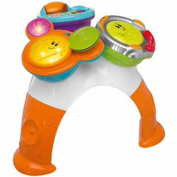 Chicco 2-in-1 Music Band Table