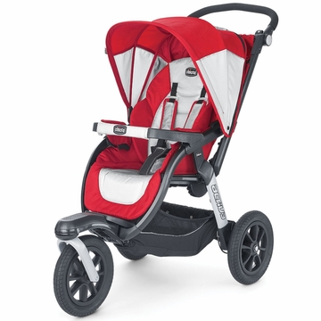 Chicco Activ3 Jogging Stroller - Snap Dragon