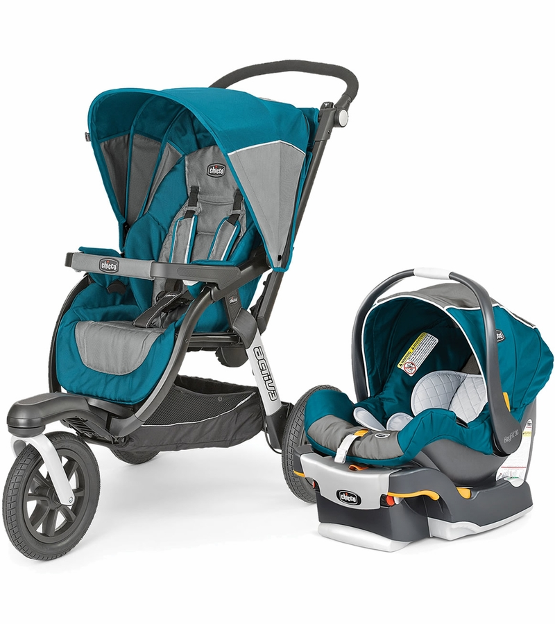 Chicco Activ3 Travel System Polaris