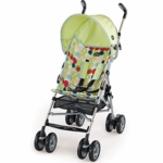 Chicco Capri Comfort Travel Stroller in Seventies