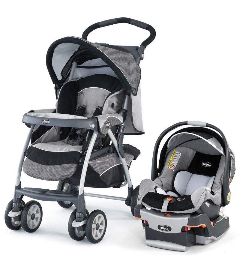 Keyfit Infant Car Seat Chicco Cortina KeyFit 30 Travel System - Graphica