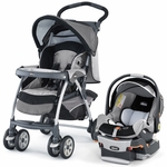 Chicco Cortina KeyFit 30 Travel System - Graphica