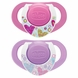 Chicco Hard Shield Orthodontic Pacifiers - Pink - 12M+