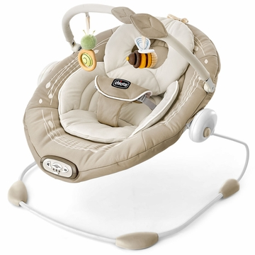Chicco Jolie Soothing Bouncer - Acorn