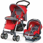 Chicco KeyFit 30 Cortina Travel System Fuego