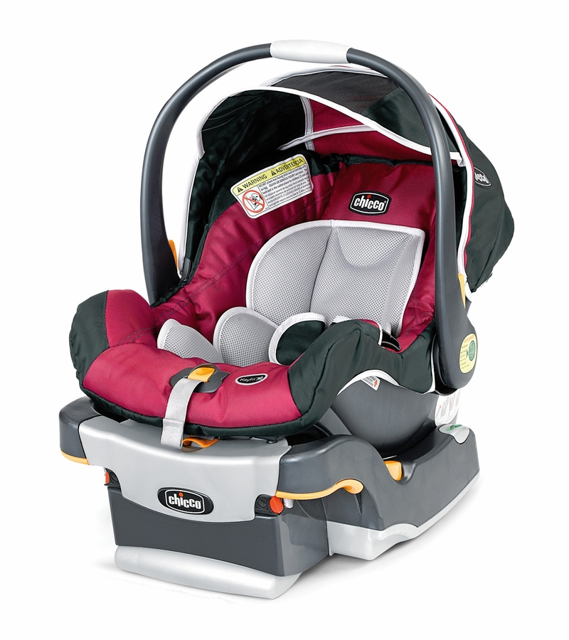 Chicco Girl Car Seat