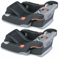 Chicco KeyFit 30 Infant Car Seat Base, 2-Pack