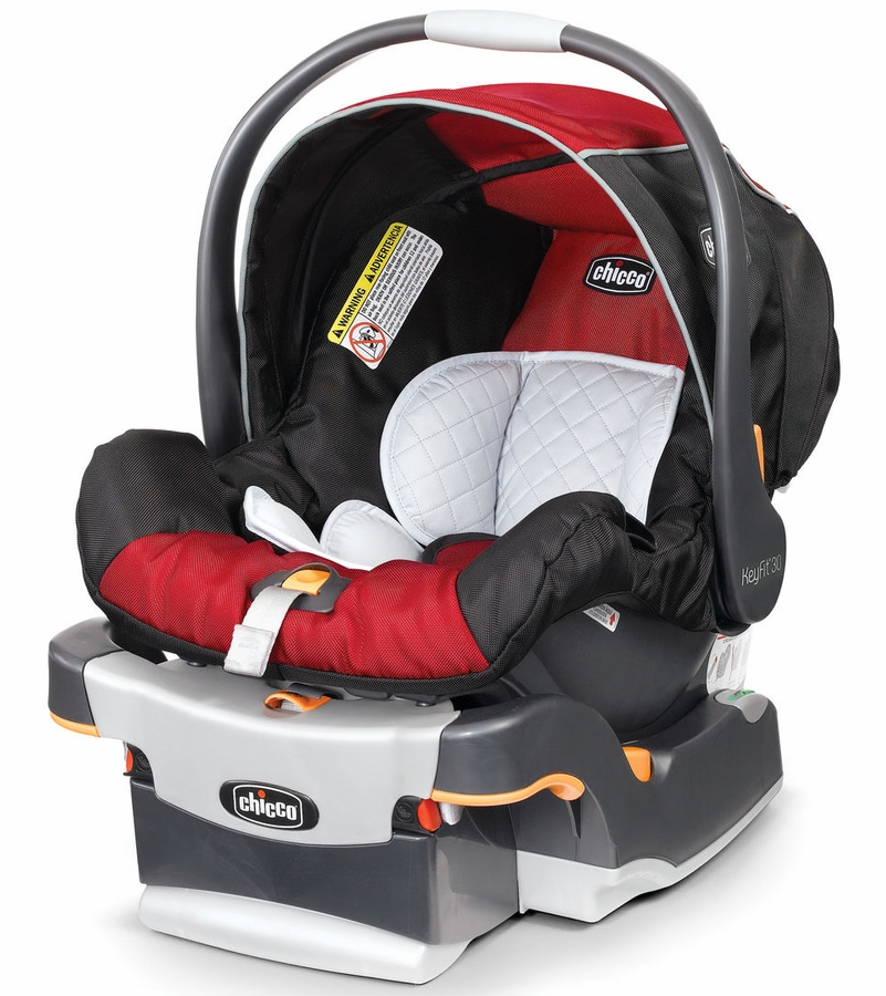 Chicco Keyfit 30 Infant Car Seat Fire