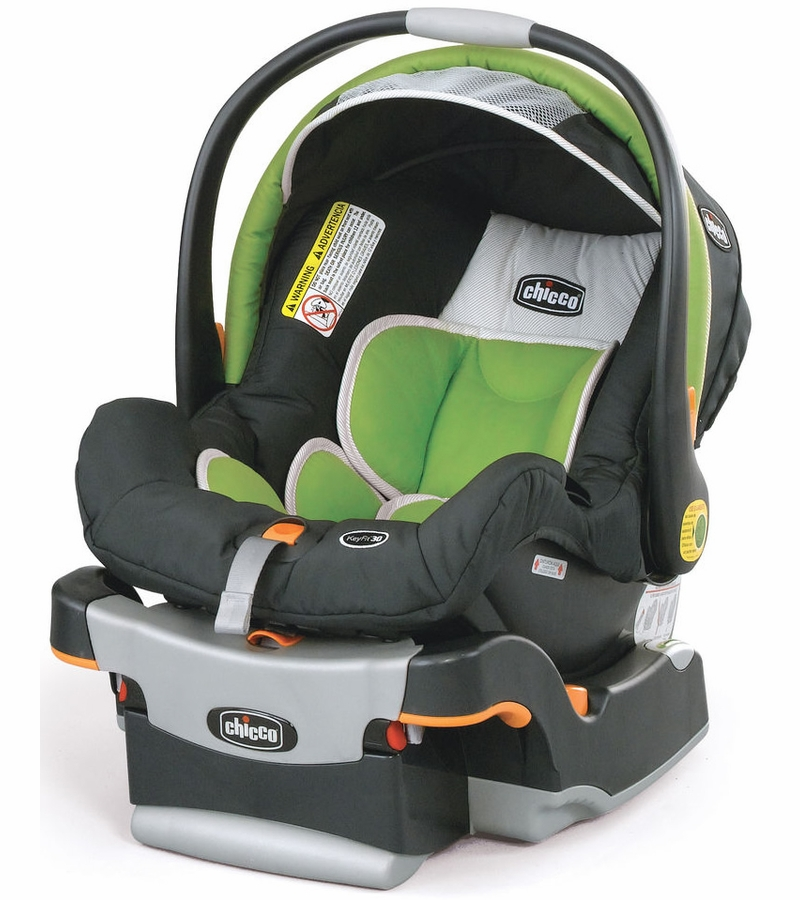 Chicco Car Seat Green