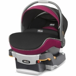 Chicco KeyFit 30 Zip Infant Car Seat - Fuchsia