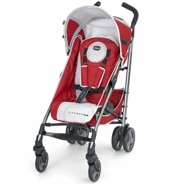 Chicco Liteway Plus Stroller - Snap Dragon