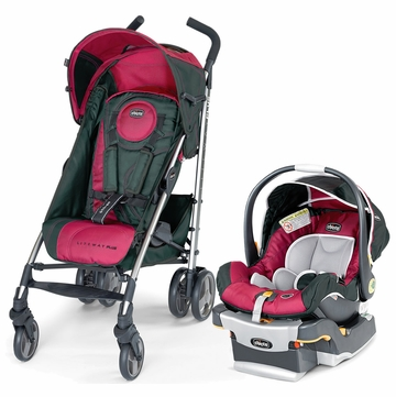 Chicco Liteway Plus Travel System - Aster