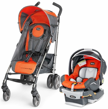 Chicco Liteway Plus Travel System - Radius