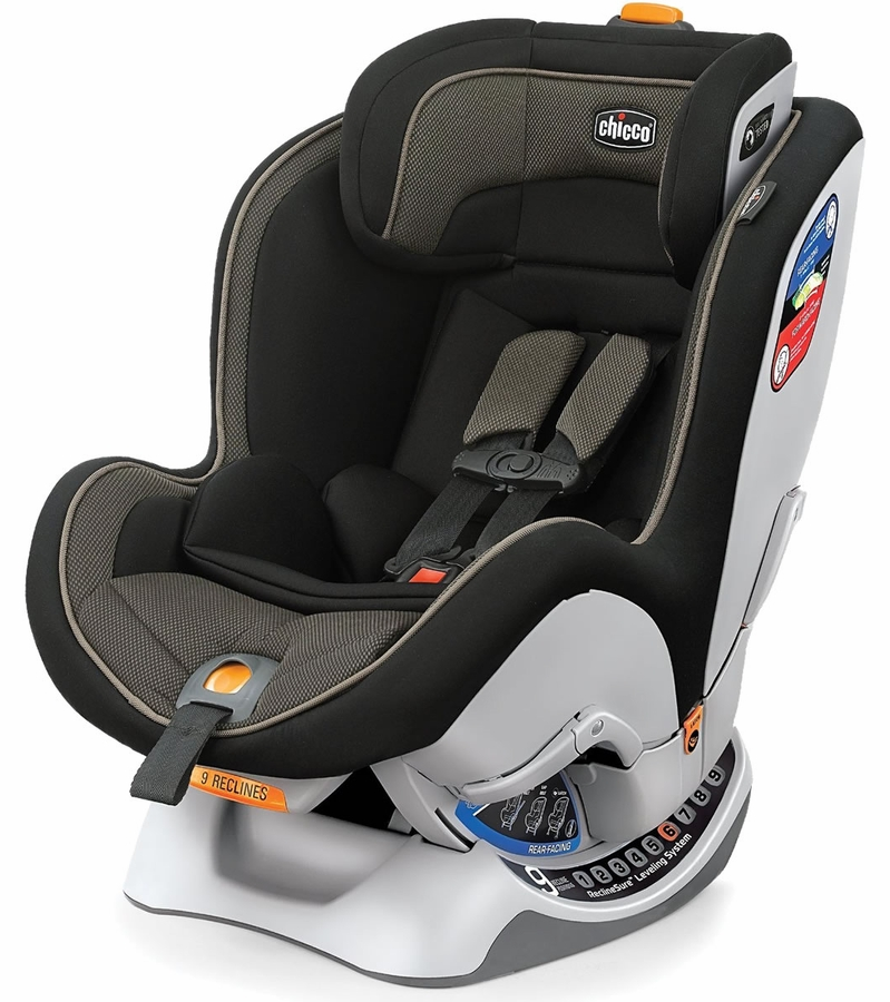 Chicco Nextfit Convertible Car Seat Matrix