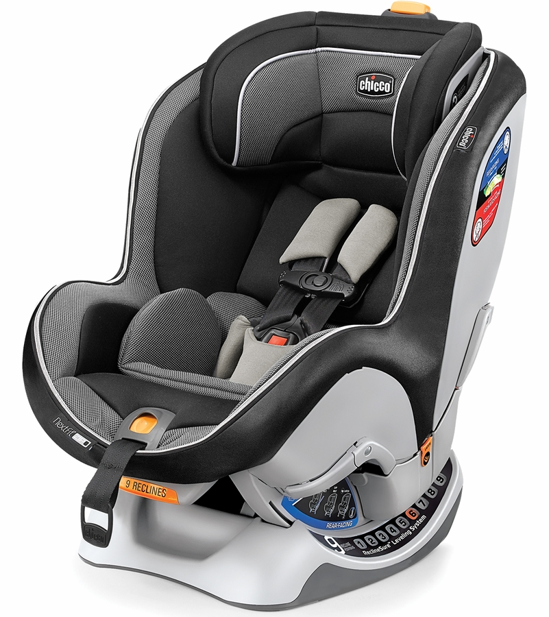 Chicco Nextfit Zip Convertible Car Seat Notte