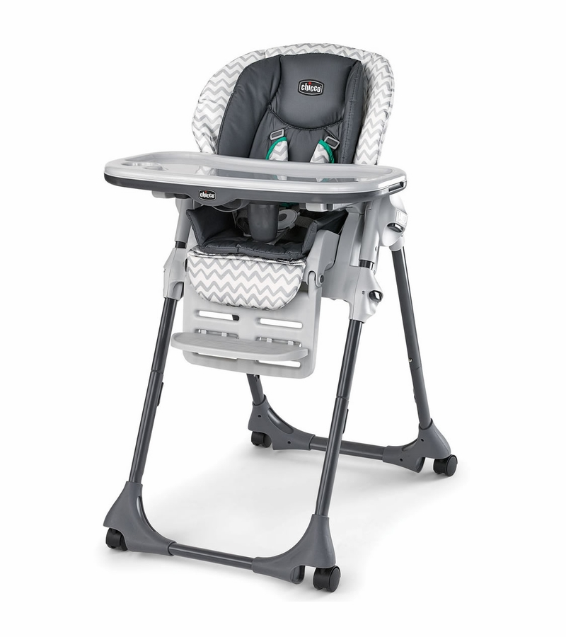 chicco polly pad highchair empire