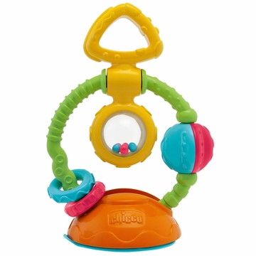 Chicco Touch & Spin High Chair Toy