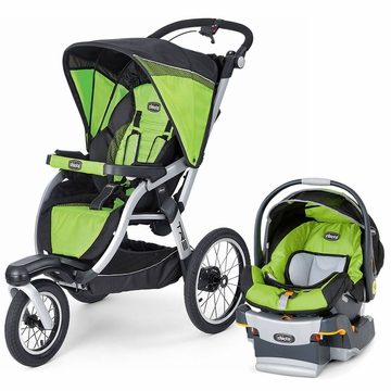 Chicco TRE Keyfit Travel System - Surge