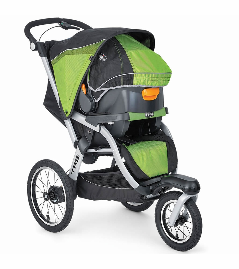 Chicco Tre Keyfit Travel System Surge