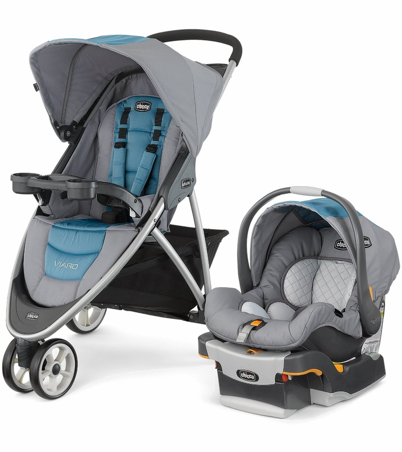 Chicco Viaro Travel System Coastal