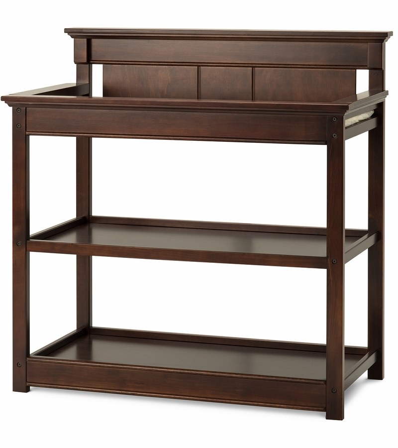 Child Craft Bradford Changing Table in Select Cherry