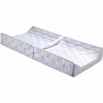Child Craft Contour Changing Pad in White