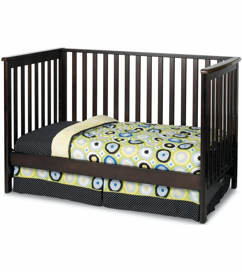 - Child Craft London Euro Crib In Jamocha