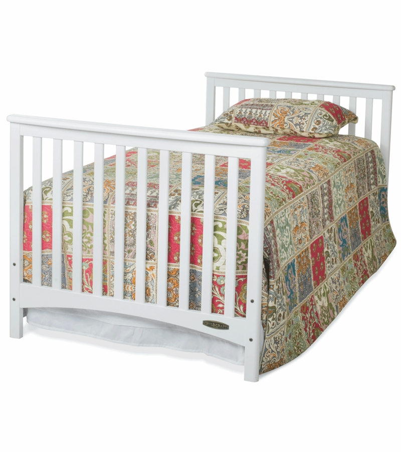 Child Craft London Euro Mini 2 In 1 Convertible Crib In