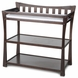 Child Craft Parisian Changing Table in Select Cherry