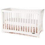 Child Craft Parisian Crib in Matte White