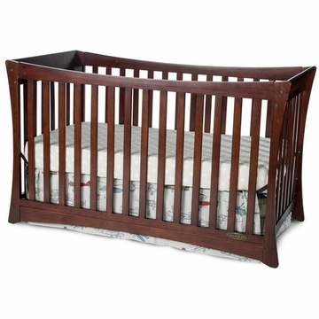 Child Craft Parisian Crib in Select Cherry