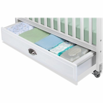 Child Craft Storage Drawer in White