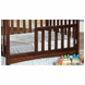 Child Craft Toddler Guard Rail for Ashton Mini Crib in Select Cherry