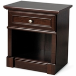 Child Craft Updated Classic Nightstand in Select Cherry