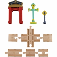 Chugginton Wooden Railway Track & Accessories