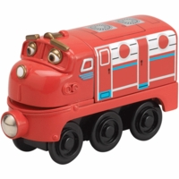 Chuggington Wooden Railway Vehicles
