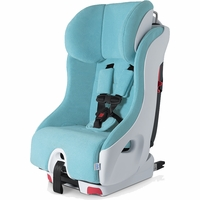 Clek Foonf 2016 Convertible Car Seat - Capri / White