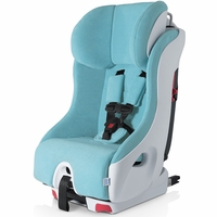 Clek 2017 Foonf Convertible Car Seat - Capri White
