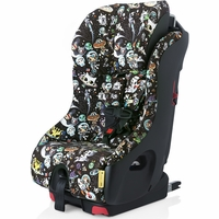 Clek 2017 Foonf Convertible Car Seat - Tokidoki Space