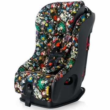 Clek Fllo Convertible Car Seat - Tokidoki Rebel