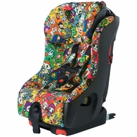 Clek Foonf 2015 Convertible Car Seat - Tokidoki All Over