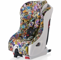 Clek Foonf 2015 Convertible Car Seat - Tokidoki Travel