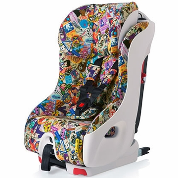 Clek Foonf Convertible Car Seat - Tokidoki Travel