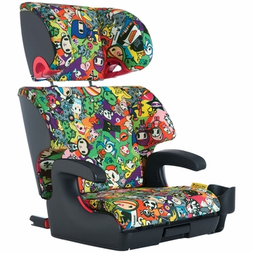 Clek Oobr Booster Seat - Tokidoki All Over