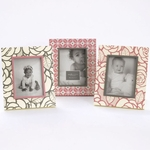 CoCaLo Alma 3-Piece Picture Frame Set
