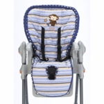 CoCaLo Baby Monkey Mania High Chair Cover