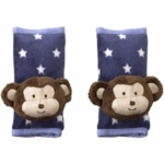 CoCaLo Baby Monkey Mania Strap Covers