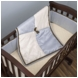 CoCaLo Baby Preston 3 Piece Cradle Bedding Set