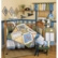 CoCaLo Batter's Up 4 Piece Crib Bedding Set