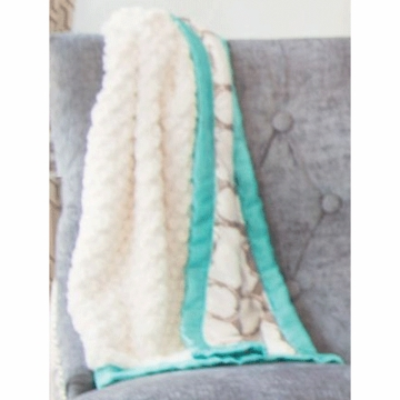 CoCaLo Capri Decorative Blanket